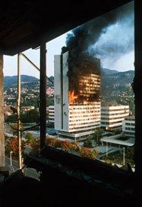 Sarejevo Burning