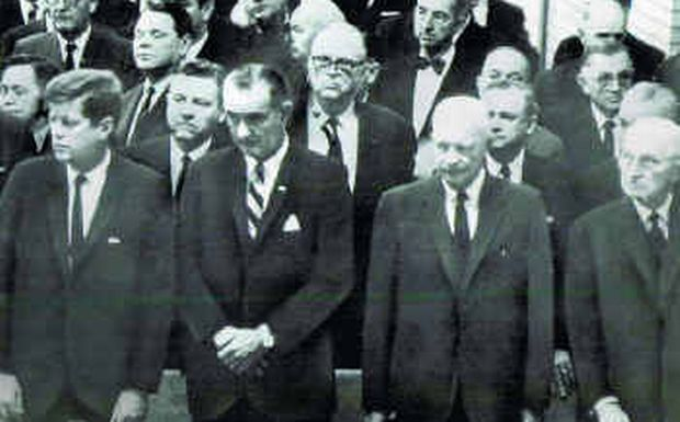 Civil Rights during Truman, Eisenhower, Kennedy and Johnson - Essay Example