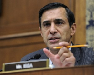 Rep. Issa (R-CA) and his committee reminded Deputy AG Cole that Congressional support for Section 215 of the Patriot Act was not guaranteed.