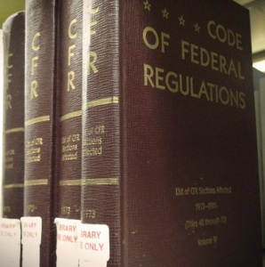 Finding agency FOIA regulations can be a difficult task.