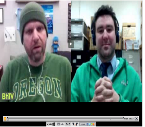 The Archive's Nate Jones talks declassified documents and what Argo got wrong with Bloggingheads.tv's Robert Farley.