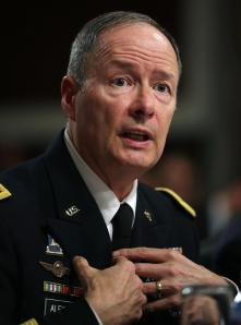 Both NSA director Gen. Keith Alexander and the White House are lobbying Congress over a new amendment that would not re-fund NSA's massive surveillance programs