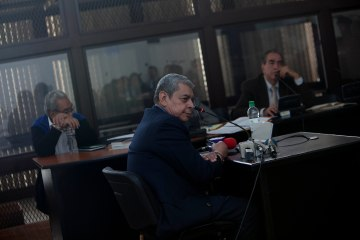 Héctor Bol de la Cruz testifies.