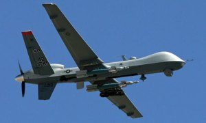 White House seeking potential new drone bases near Pakistan's NW border. Photo: Ethan Miller/Getty Images