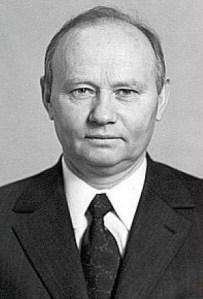 KGB Chairman Vladimir Kryuchkov