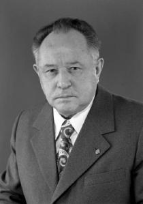 Stasi head Erich Mielke.