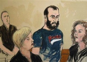 Agron Hasbajrami was informed evidence in his terrorism case was obtained by the NSA's controversial bulk phone collection program. Image: DOJ