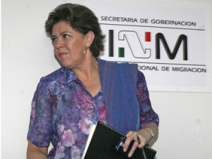 The Former head of Mexico's Migration Institute, Cecilia Romero, resigned following the 2010 massacre of 72 migrants in northern Mexico