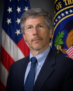 "Director of National Intelligence General Counsel Robert S. Litt.  ""Not can we --but should we"""
