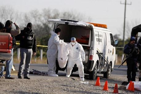 Mexico's San Fernando Massacre: The Families Have the ... Zetas Cartel Victims
