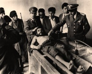 Out #tbt document pick reveals details of Che Guevara's execution.