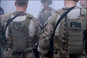 The FBI's Hostage Rescue Team training. FBI photo.