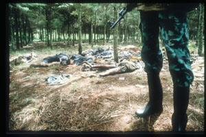 Tutsi Massacre Victims And Refugees