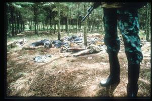 Tutsi Massacre Victims And Refugees