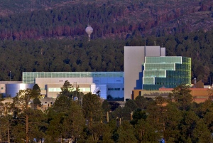 Los Alamos national lab in New Mexico. Photo courtesy of lanl.gov.