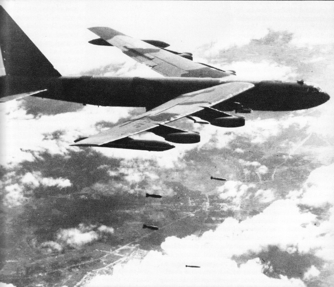richard nixon ended the vietnam war by dropping bombs in cambodia Us f-105 aircraft dropping bombs  under the slogan that he would end the war in vietnam and bring  public long sick of the vietnam war thus, nixon.