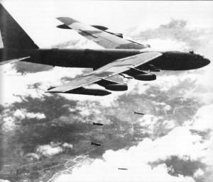 B-52 Stratofortress, US Air Force Photo.