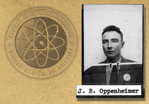 J. Robert Oppenheimer Personnel Hearings. DOE image.
