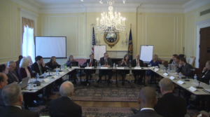Image from FOIA Advisory Committees second Meeting. Video for meeting found here: https://www.youtube.com/watch?v=xL_X4-VHr9A&feature=youtu.be, note that audio begins around the 32 minute mark.