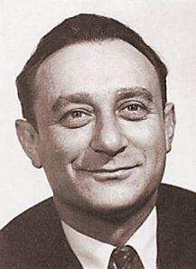 Morris Childs, photo circa 1940s. WikiImage.