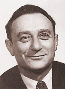 Morris Childs, photo circa 1940s. WikiImage.