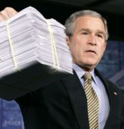 You want these records? Photo:ThinkProgress