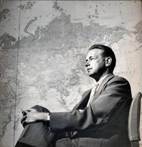 Hammarskjold in 1953.