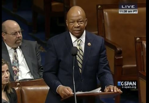 House passed Rep. Elijah Cummings, pictured above, bill to strengthen access to presidential records this January.