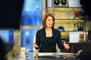 Sharyl Attkisson is suing the USG for monitoring her personal and work computers. Photo: John P. Filo/CBS News