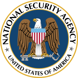 The NSA seal.