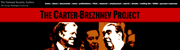The Carter-Brezhnev Project.