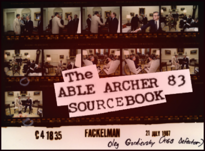 The Able Archer 83 Sourcebook