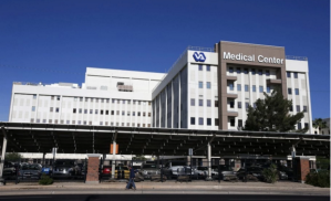 The VA medical center in Phoenix (AP Photo/Ross D. Franklin, File)