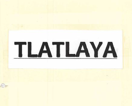 Cover page of the Tlatlaya Report.