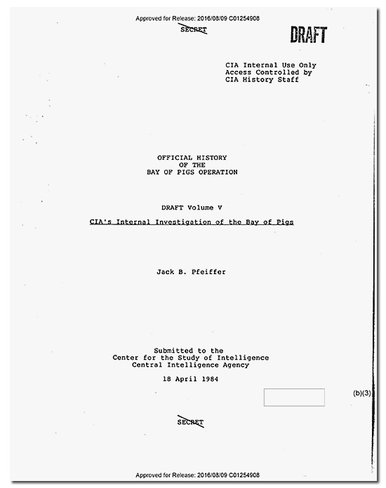 CIA Review Keeps Operational Files Exemption as Broad as