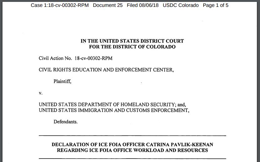 ICE | UNREDACTED